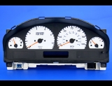 1995-2002 Land Rover Range Rover White Face Gauges