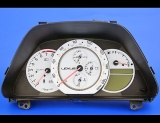 2002-2005 Lexus IS300 160 Mph White Face Gauges