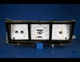 1985-1989 Lincoln Town Car Base Model White Face Gauges