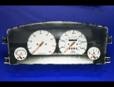 1988-1992 Mazda 626 White Face Gauges