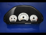 1996-1998 Mercedes C230 White Face Gauges 96-98 W202