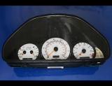 1994-1995 Mercedes C280 White Face Gauges 94-95 W202