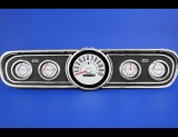 1965 Mercury Comet White Face Gauges