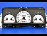 2003-2005 Mercury Grand Marquis 120 Mph White Face Gauges