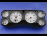 1970-1977 Mercury Capri White Face Gauges