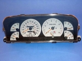 1991-1994 Mercury Capri Base XR2 White Face Gauges