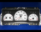 2003-2004 Mercury Marauder White Face Gauges
