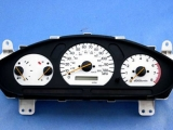 1999-2001 Mitsubishi Galant White Face Gauges
