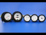 1977-1978 Nissan 280Z White Face Gauges