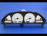 1989-1994 Nissan 240SX White Face Gauges