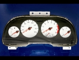 1992-1996 Nissan 300ZX Non-Turbo 2+2 Coupe White Face Gauges