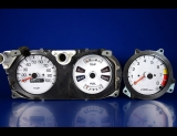 1972-1979 Nissan Datsun 620 White Face Gauges