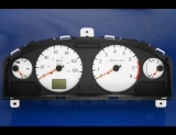 2004-2006 Nissan Sentra White Face Gauges