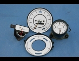 1966-1967 Oldsmobile Cutlass White Face Gauges