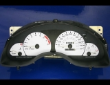 1996-1997 Oldsmobile Cutlass White Face Gauges