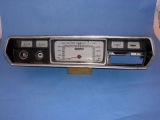 1966-1967 Plymouth GTX White Face Gauges