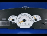 1991-1993 Pontiac Grand Prix White Face Gauges
