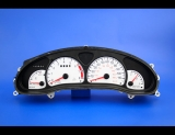 1996-1998 Pontiac Grand Am White Face Gauges