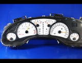2000-2005 Pontiac Bonneville SSEi Boost White Face Gauges