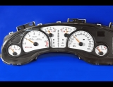 2000-2005 Pontiac Bonneville SSEi GXP Non-Boost White Face Gauges