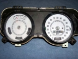 1969 Pontiac Firebird White Face Gauges