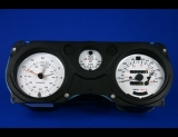1970-1981 Pontiac Firebird Clock White Face Gauges