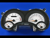 1999 Pontiac Grand Am White Face Gauges