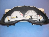 1997 Pontiac Grand Prix White Face Gauges