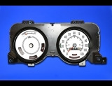 1970 Pontiac GTO Lemans White Face Gauges