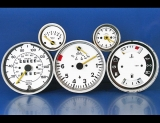 1982-1985.5 Porsche 944 White Face Gauges