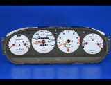1986-1991 Porsche 944 Mpg Gauge White Face Gauges