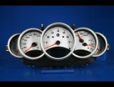 1998-2005 Porsche 996 Carrera 911 175 Mph Manual White Face Gauges