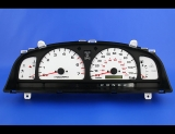 2001-2002 Toyota 4Runner White Face Gauges