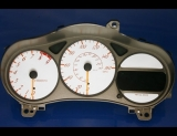 2000-2002 Toyota Celica GTS White Face Gauges
