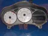 2000-2004 Toyota Celica White Face Gauges 00-04