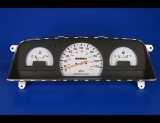 1989-1991 Toyota Truck Non Tach White Face Gauges