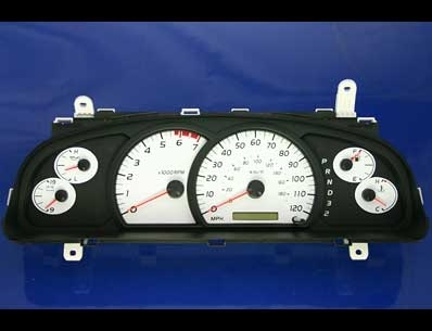 click here for Toyota white gauges