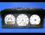 1994-1997 Volkswagen Passat TDI White Face Gauges
