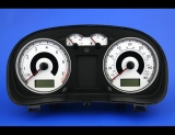 2004-2005 Volkswagen Jetta White Face Gauges