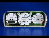 1990-1993 VW Passat White Face Gauges