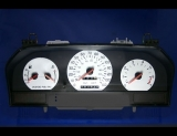 1994-1997 Volvo 850 Non Turbo White Face Gauges