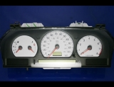 1998-2000 Volvo S70 White Face Gauges