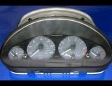 2000-2006 BMW 3 Series Coupe Grey Face Gauges E46