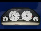 1989-1995 BMW E34 5 Series White Face Gauges 89-95 525