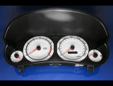 2003 Cadillac CTS White Face Gauges 03