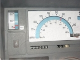 1992-1993 Chevrolet Blazer Tahoe White Face Gauges
