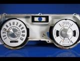 1966 Ford Falcon Futura White Face Gauges