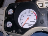 1979-1982 Ford Mustang White Face Gauges