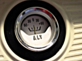 1961-1966 Ford Truck White Face Gauges
