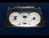 1989-1995 Geo Tracker White Face Gauges